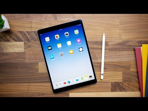 iPad Pro 2017 (10.5″) Review!