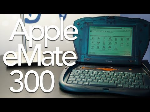 Retro Tech: Apple eMate 300