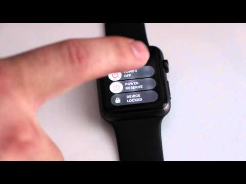 Restore Apple Watch to Factory Settings (Without Passcode)