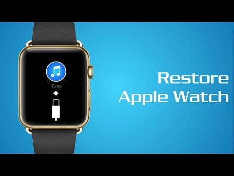 Forgot Passcode Apple Watch – FIX (How to Restore Apple Watch) [Without iTunes/iPhone]