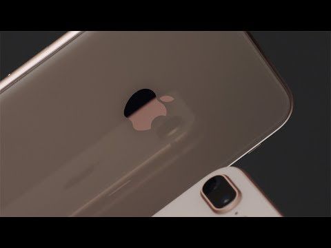 iPhone 8 and iPhone 8 Plus — Unveiled — Apple