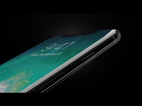 Apple Official iPhone 8 Trailer 2017