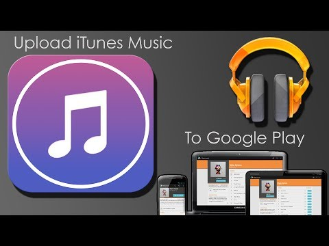 Transfer You Apple iTunes To Google Play Music Made Easy