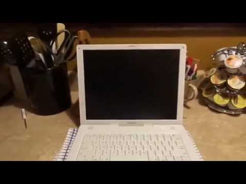 I Got A 2004 iBook G4 in EXCELLENT condition!