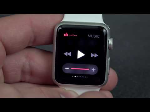 Apple Watch (iWatch) 38mm Sport 2016 Review