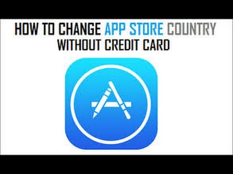 How To Change App Store Country/Region – iOS 9/10/10.2/10.3 – No Credit Card Required