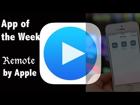 Apple Remote App (Review and Setup)