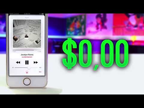 How To Get Apple Music For Free! (iTunes Music For Free)