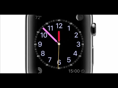 Apple iWatch Countdown Timer (v157) Clock with sound effects and voice HD! 1/4