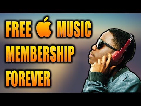 How To Get FREE Apple Music Membership *LEGITIMATE METHOD* (+PROOF)