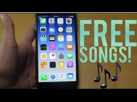 Download Free iTunes Store Music to iPhone Music Library